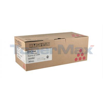 RICOH SP C220A AIO PRINT CARTRIDGE MAGENTA
